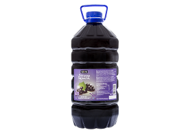 Sun d'Or Black Currant Fruit Squash 5 liter