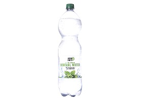 Sparkling mineral water with a touch of mint 1.5 liter