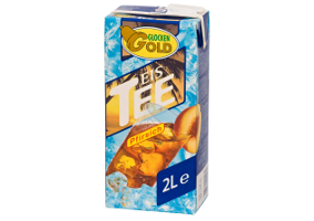 Glockengold Ice Tea Peach 2,0 liter