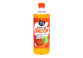 Tasting Good sugar free squash orange 0% 750ml