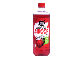 Tasting Good sugar free squash strawberry0% 750ml