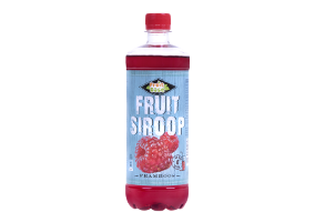 Fruit Oase Raspberry fruit Squash 0,75 liter