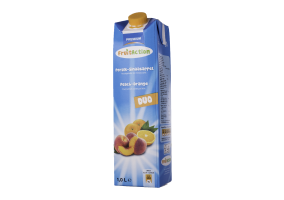 Fruit Action peach-orange juice 1,0 liter