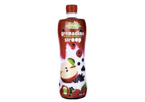 Fruit Oase Grenadine Fruit Squash 0,75 liter