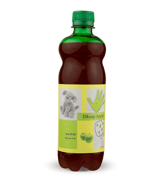 Sun d'Or Apple Concentrate 0,5 liter